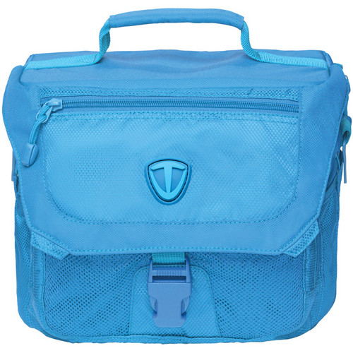 Tenba Vector: 3 Shoulder Bag (Oxygen Blue)