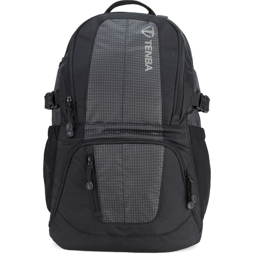 Tenba Discovery: Large Photo/Laptop Daypack (Black/Gray)