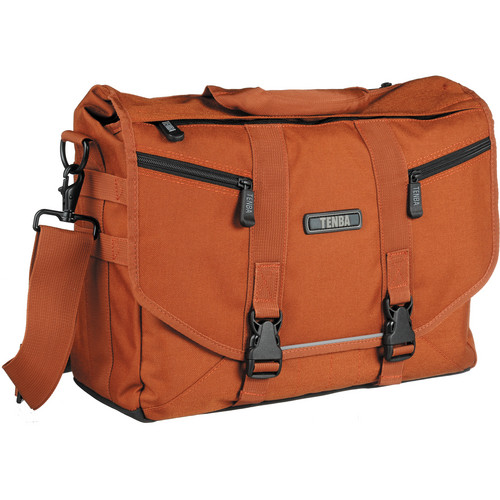 Tenba Messenger: Small Photo/Laptop Bag (Burnt Orange)