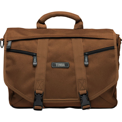 Tenba Messenger: Small Photo/Laptop Bag (Chocolate)