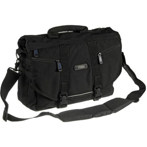 Tenba Messenger: Large Photo/Laptop Bag (Black)