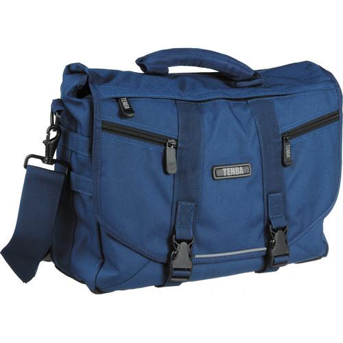 Tenba Messenger: Large Photo/Laptop Bag (Navy Blue)
