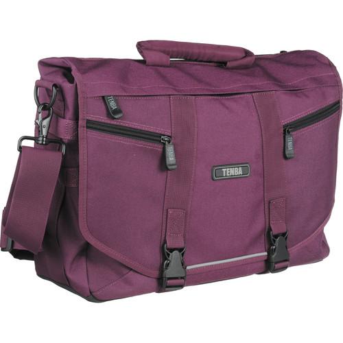 Tenba Messenger: Large Photo/Laptop Bag (Plum)