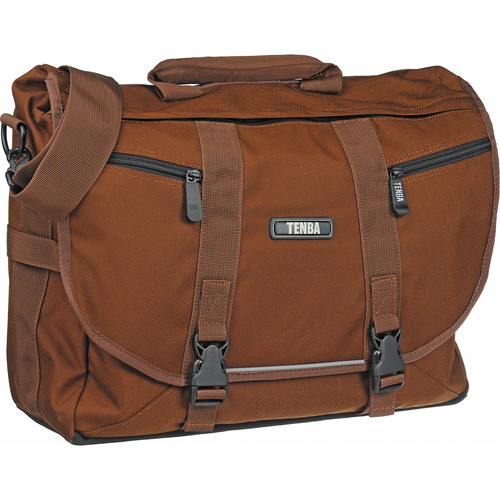 Tenba Messenger: Large Photo/Laptop Bag (Chocolate)
