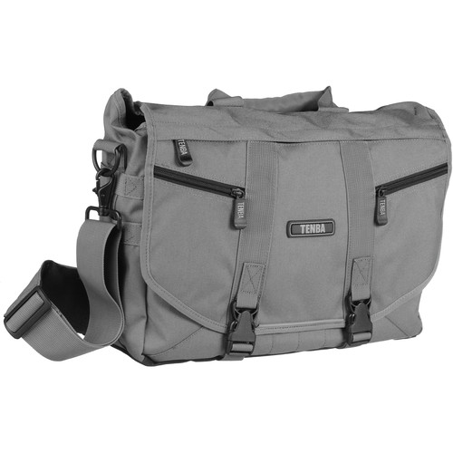 Tenba Messenger: Large Photo/Laptop Bag (Platinum)