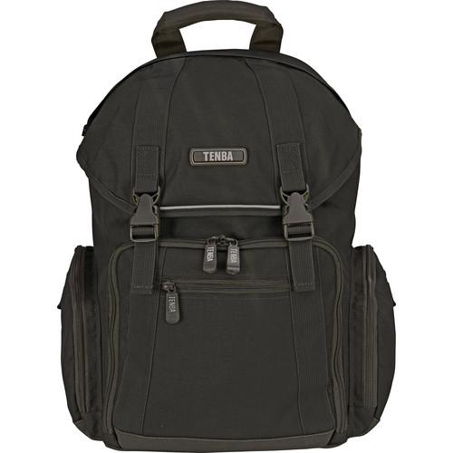 Tenba Messenger Series: Photo/Laptop Daypack (Black)