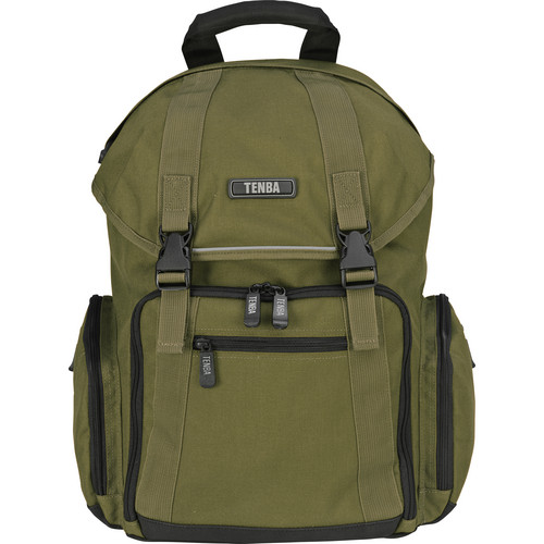 Tenba Messenger Series: Photo/Laptop Daypack (Olive)
