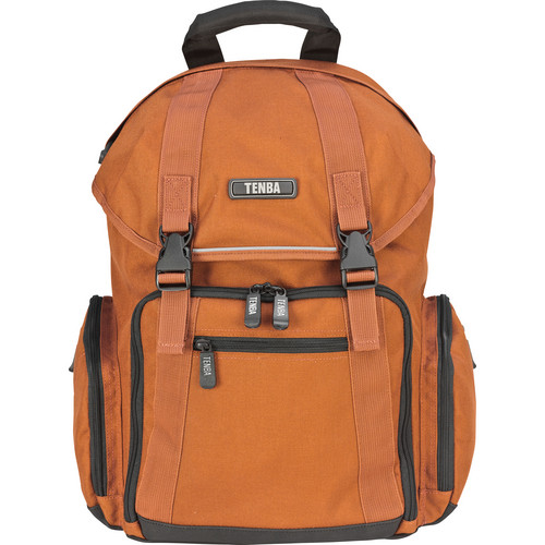 Tenba Messenger Series: Photo/Laptop Daypack (Burnt Orange)