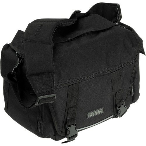 Tenba Messenger Camera Bag (Black)