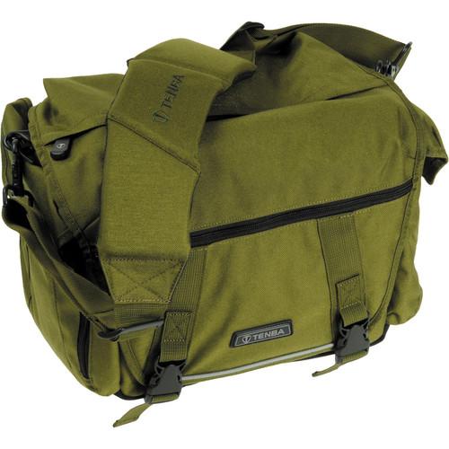 Tenba Messenger Camera Bag (Olive Green)