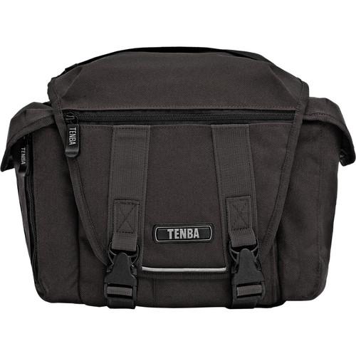 Tenba Messenger Camera Bag (Small, Black)