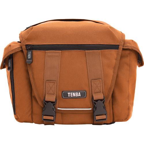 Tenba Messenger Camera Bag (Small, Burnt Orange)