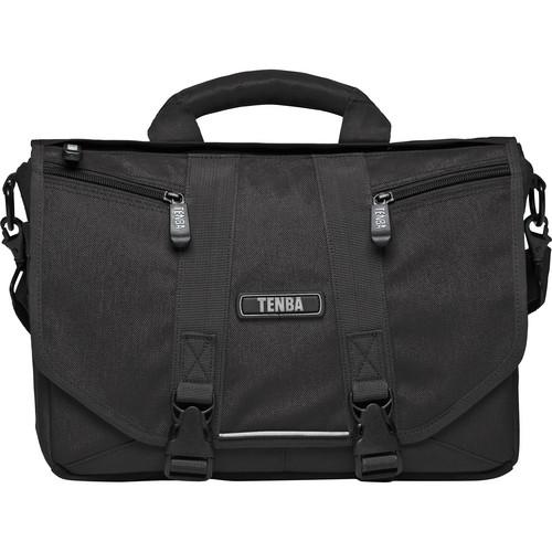 Tenba Photo/Laptop Messenger Bag (Mini, Black)