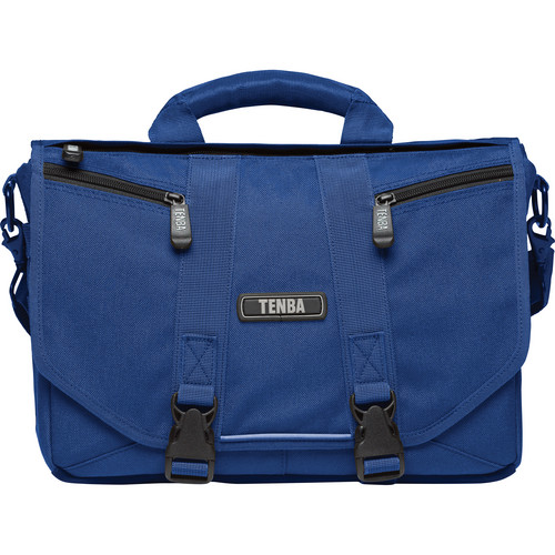 Tenba Photo/Laptop Messenger Bag (Mini, Blue)
