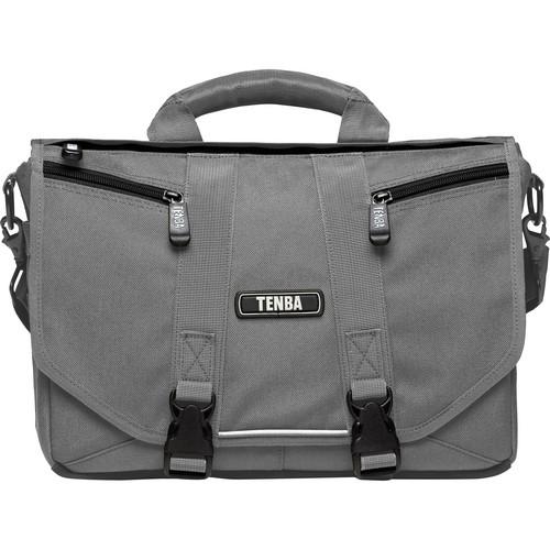 Tenba Photo/Laptop Messenger Bag (Mini, Platinum Grey)