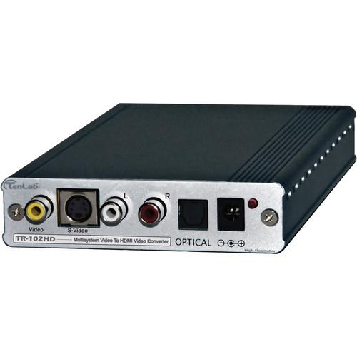 Tenlab TR-102HD - HDTV HDMI Digital Video Converter