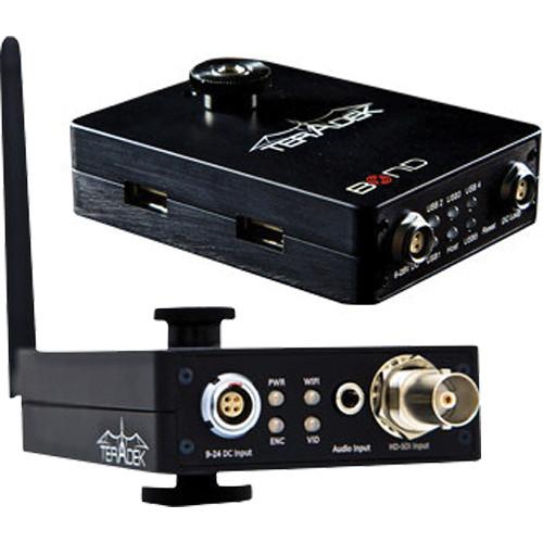 Teradek Bond HD-SDI Broadcast Bundle with Mini Desktop PC
