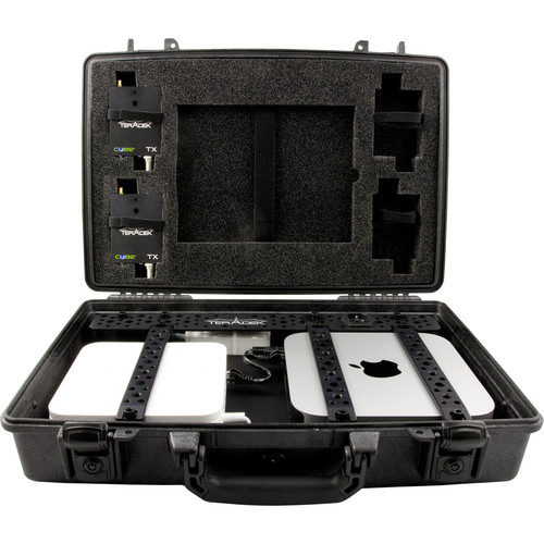 Teradek Case with 2 Cube-150 Transmitters