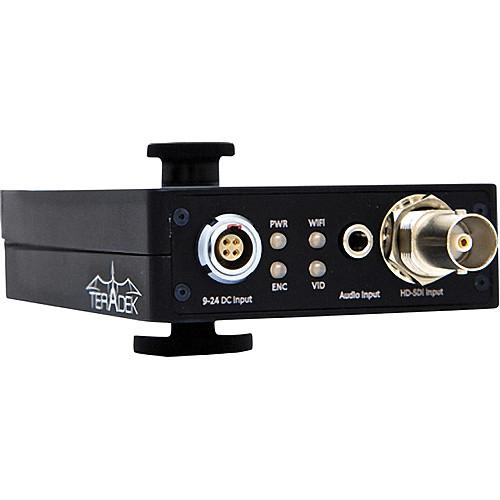 Teradek Cube 500 Camera-top Composite Encoder (1-Channel)