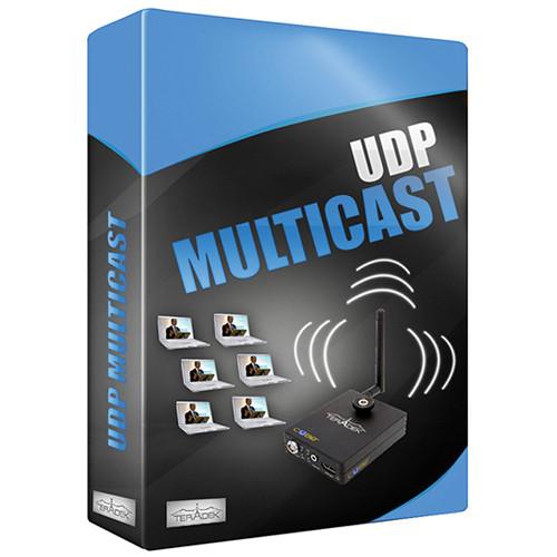 Teradek UDP Multicast Software License
