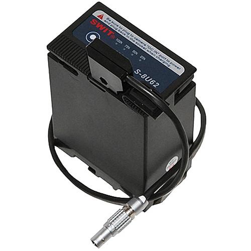 "Teradek Cubit-649 SWIT Replacement Battery Lemo/D-Tap 18"" For Sony PMW-EX1/EX3"
