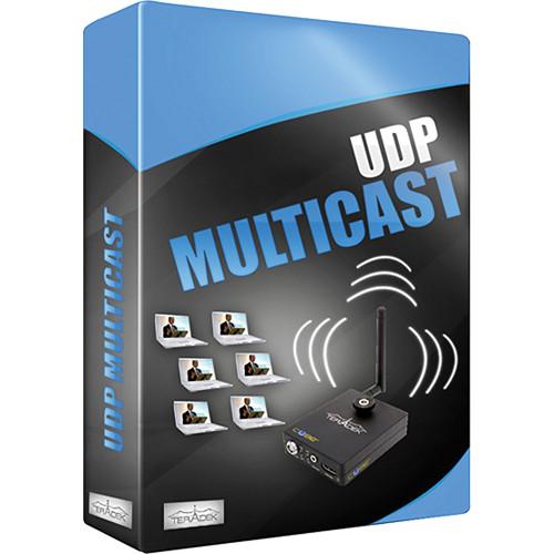 Teradek TSC10-MCAST UDP Multicast Activation