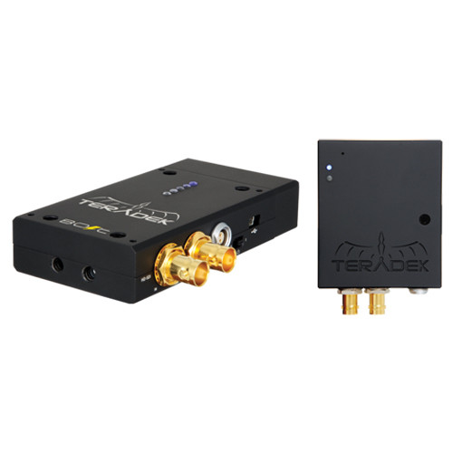 Teradek Bolt Pro Wireless 1080p60 SDI Monitoring Transmitter & Receiver