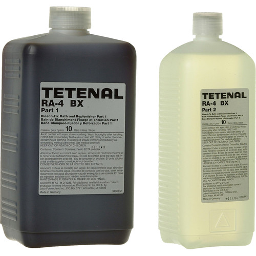 Tetenal RA-4 Bleach/Fix 4x10-liter