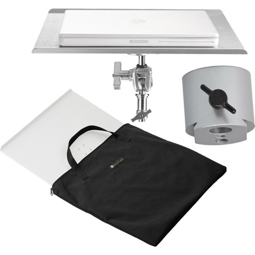 Tether Tools Tether Table Aero Master (Brushed Silver Finish)