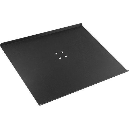 "Tether Tools Tether Table Aero Standard Portable Computer Tethering Platform (18 x 16"", Non-Reflective Black Finish)"