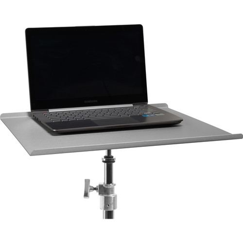 "Tether Tools Tether Table Aero Standard Portable Computer Tethering Platform 18 x 16"" (Brushed Silver Finish)"