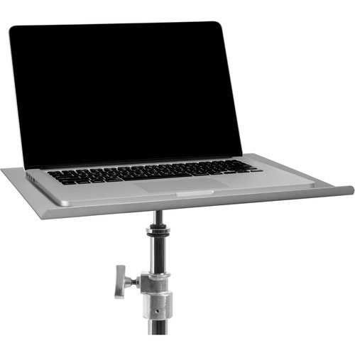 "Tether Tools Tether Table Aero for 13"" Apple MacBook Pro (Brushed Silver Finish)"