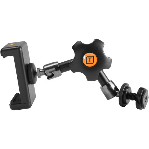 """Tether Tools Look Lock Smartphone Holder with 7.0"""" Articulating Arm"""