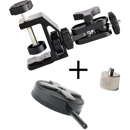 Tether Tools Rock Solid Pro Mic Kit For iPad & Galaxy