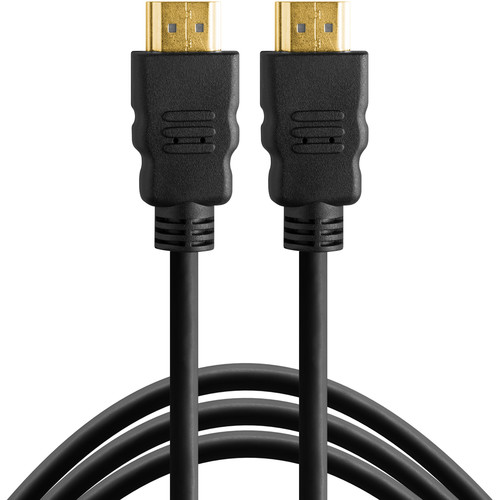 Tether Tools TetherPro HDMI Male (Type A) to HDMI Male (Type A) Cable - 6'
