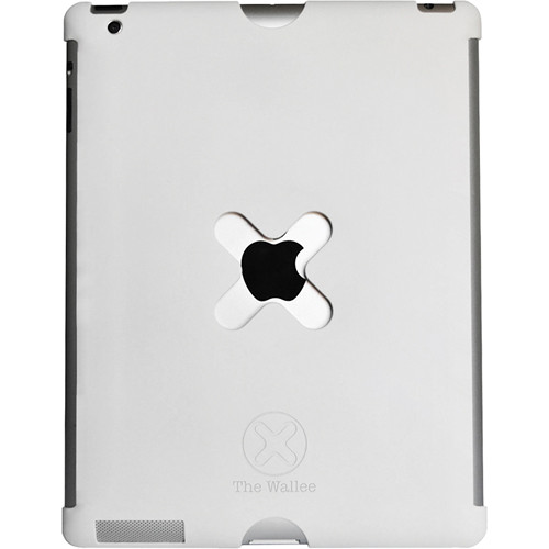 Tether Tools Wallee Case for iPad 3rd & 4th Gen (White)
