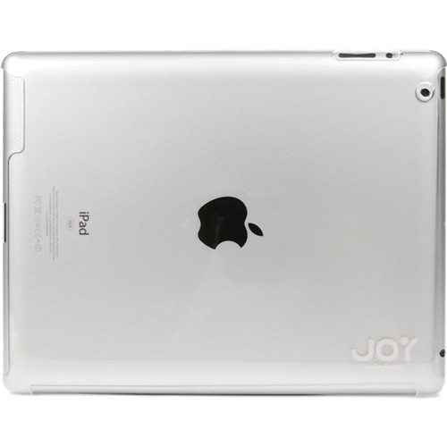 The Joy Factory SmartFit3 for iPad 2nd, 3rd, and 4th Generation (Clear)