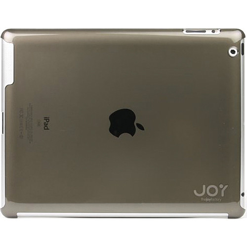 The Joy Factory SmartFit3 for iPad 2nd, 3rd, and 4th Generation (Smoke)