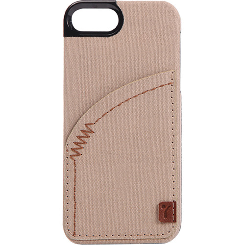 The Joy Factory Denim for iPhone 5 (Khaki)