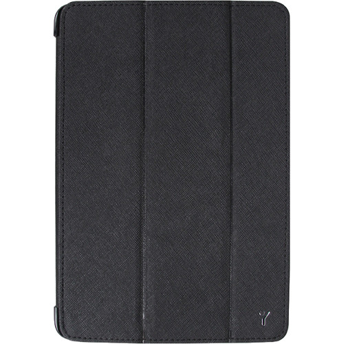 The Joy Factory SmartSuit Mini Ultra-Slim Snap-on Case/Stand for iPad mini (Black)
