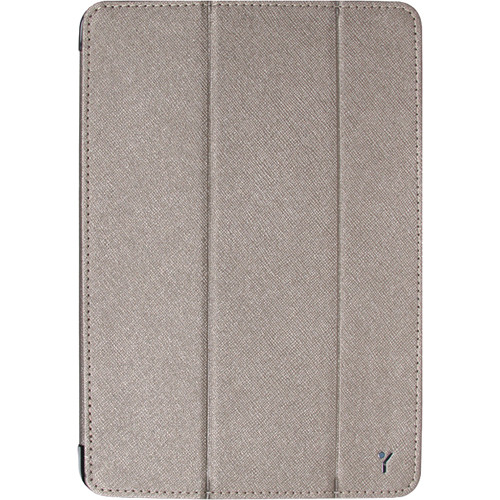 The Joy Factory SmartSuit Mini Ultra-Slim Snap-on Case/Stand for iPad mini (Bronze)
