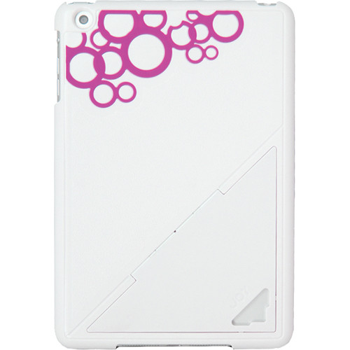 The Joy Factory Fizz Snap-on Back Case/Stand for iPad mini (Grape)