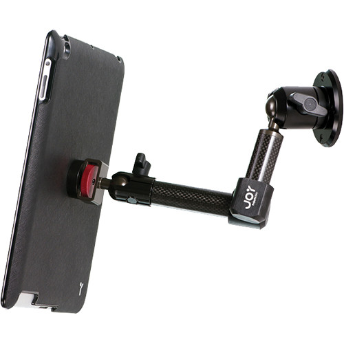 The Joy Factory Tournez Retractable Wall/Cabinet Mount - MagConnect for iPad 2nd, 3rd, and 4th Generation