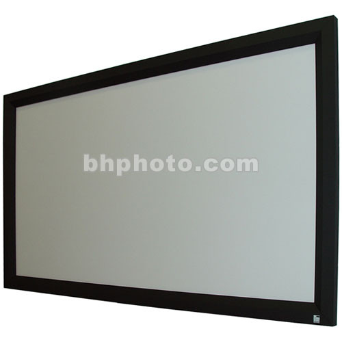 The Screen Works E-Z Fold Replacment Surface - 9 x 9' - Matte Brite Plus