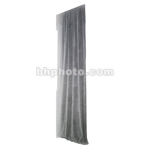 The Screen Works Truss Drapery Panel - 16x6' - Gray