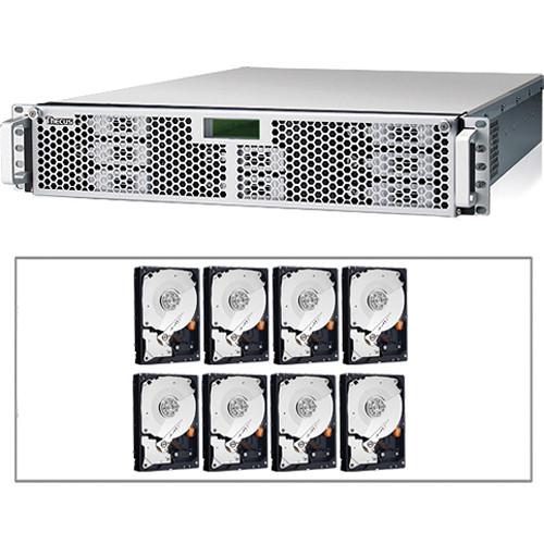 Thecus 16TB (8 x 2TB) i8500 iSCSI Raid System Kit