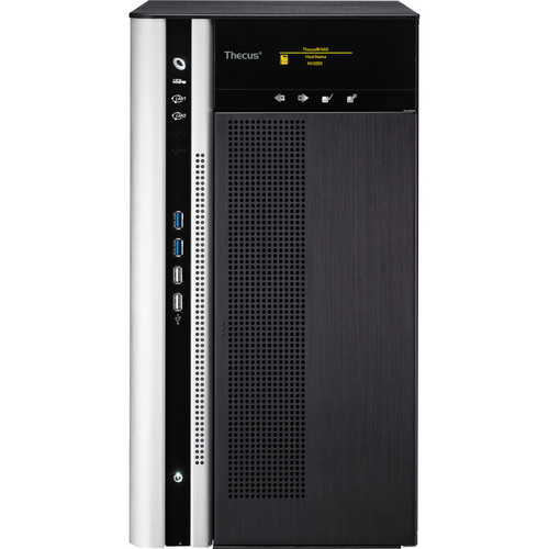 Thecus TopTower N10850 10 Bay 4 GB RAM 3.1 GHz Enterprise NAS Server