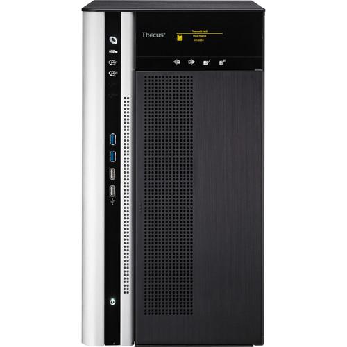 Thecus TopTower N10850 10 Bay 4 GB RAM 3.1 GHz Enterprise NAS Server
