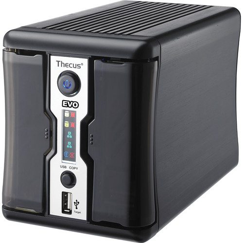 Thecus N2200EVO 2-Bay NAS Server