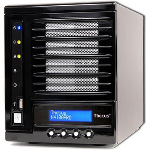 Thecus N4100PRO 4-Bay NAS Server
